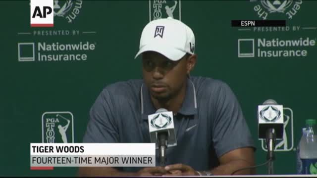 News video: Tiger on Sergio: 'It's Time to Move On'